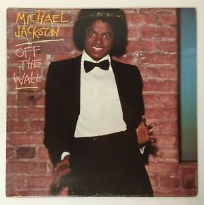 MICHAEL JACKSON Off The Wall VG+ LP vinyl EPIC FE 35745 VG Gatefold Cover