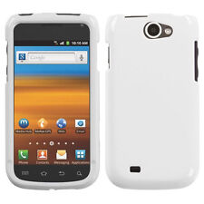 For Samsung Exhibit 2 II 4G Protector HARD Case Snap on Phone Cover Ivory White