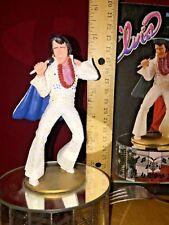 """ELVIS PRESLEY- ENESCO...'70'S.WIND-UP MUSICAL....PLAYS... """"BURNING LOVE"""""""