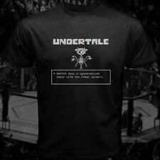 Undertale Game Rpg Muffet Skeleton Brother Computer Video T-Shirt Size S to 3XL