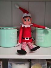 Elf On A Shelf 30cm Red Naughty Girl Elf Elve Behaving Badly
