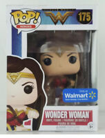 FUNKO POP! HEROES WONDER WOMAN VINYL FIGURE No.175 Walmart Exclusive Collectible