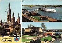 B46999 Bonn am rhein Munster ship bateaux car voiture   germany
