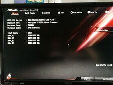 Motherboard Asrock B550 Phantom Gaming 4/AC, AMD Ryzen 5 3600X CPU Bundle