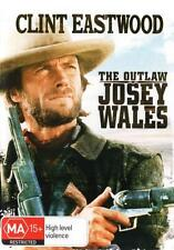 The Outlaw Josey Wales  - DVD - NEW Region 4