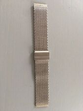 New MESH 22mm S/Steel BRACELET strap SEIKO SBBN007 7549 - GORGEOUS