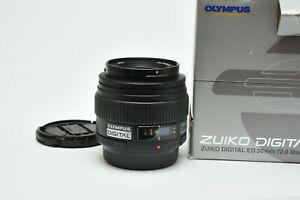 Olympus 50mm f/2.0 Telephoto Macro ED Lens For Four Thirds System E1 E3