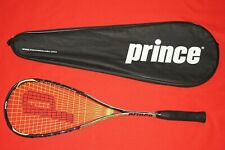 Prince EXO3 Rebel Squash Racquet with Cover Nice Condition