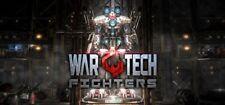 War Tech Fighters - STEAM KEY - Code - Download - Digital - PC