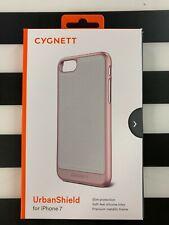 CYGNETT UrbanShield Phone Case - APPLE iPHONE 7 ROSE GOLD/White *N*E*W*