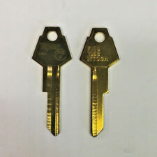 Taylor/Ilco Chrysler Plymouth, Dodge Key Blanks for Ignition, P1770U/P19A