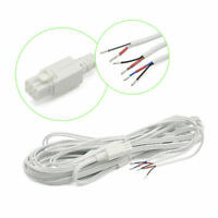Bose-Lifestyle 600 Front speaker cable 6 Pin White