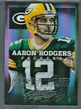 Aaron Rodgers 2013 Panini Absolute SPECTRUM Parallel /99 #37 Packers