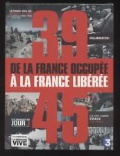 NEUF COFFRET DVD 39-45 DE LA FRANCE OCCUPÉE A LA FRANCE LIBÉRÉE guerre 6h10