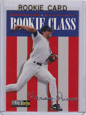 MARIANO RIVERA Auto Signature INSERT ROOKIE CARD Upper Deck RC Yankees SILVER LE