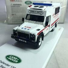 1/43 TSM Land Rover Defender 130 Ambulance Hong Kong Fire Service Department