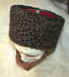 Cossack KARAKUL Hat PAPAKHA