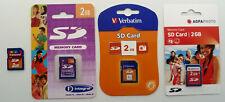 NEU: Agfaphoto | Transcend | Verbatim  | Integral 2GB Secure Digital (SD)