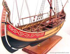 """Modelo De Barco Kits en Mármara comercio barco 17' escala 1/48 kit modelo de madera """"de regalo"""