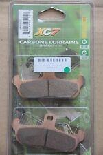 Plaquettes Frein Moto CARBONE LORRAINE XC7 2400XC7 pr HUSQVARNA CR WR XC TE TC..