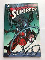 Superboy Volume 1 Incubation - 2012 DC Comics New 52 Trade Paperback
