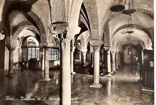 BARI  -  Basilica di S. Nicola - Cripta