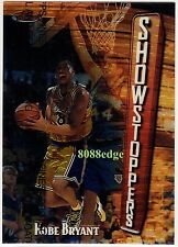 1997-98 TOPPS FINEST SHOW STOPPER #262: KOBE BRYANT - SCORING CHAMPON