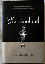 Gloria Norris: Kookooland 1st/1st Hand SIGNED by The Author HC/DJ