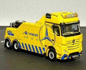 Mercedes Actros MP5 giga space falkom(wrecker) WSI truck models 04-2099