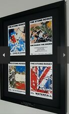 The Stone Roses-Adored-Resurrection-High Quality Prints & Frame-Ian Brown