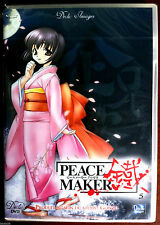 C2)DVD - PEACE MAKER - Vol 5 - Studio Gonzo - Samouraïs Manga - NEUF