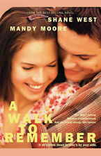 A WALK TO REMEMBER Movie MINI Promo POSTER B Mandy Moore Shane West Peter Coyote