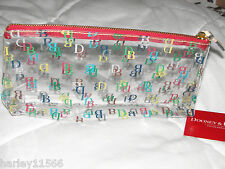 Dooney And Bourke On The Go Cosmetic Case Nwt Perfect Size For Your Beauty Needs