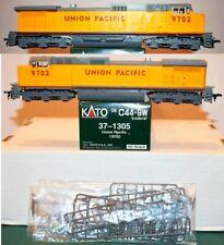 Union Pacific UP 9702 C44-9W DCC Ready Kato 37-1305 HO MR8.1