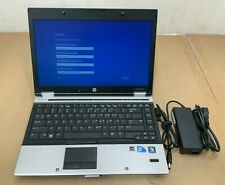 "HP EliteBook 8440p 14.1"" i5 2.4GHz  8GB RAM 500GB HDD DVD BT WiFiN W10P✅❤️️✅❤️️"