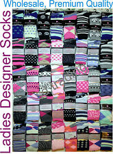 24 Pairs Ladies Women Designer Suit Casual Socks Wholesale for Christmas