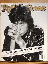 Rolling Stone 723 Mick Jagger cover, Goo Goo Dolls, Heather Nova, Black Grape