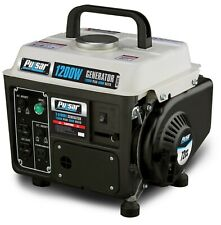 PG1202SA 1200 Peak Watt, 900 Running Watt Portable  Gas Powered Generator USA