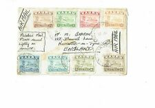 Nauru date? Postal History cover of interest