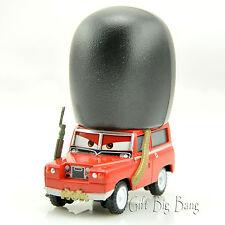 Mattel Disney pixar Cars 2 sergent Highgear palace Guard métal Jouet voiture NEUF