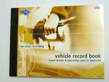 Zions Systems Vehicle Record Book travel details & operating costs Duplicate VRB
