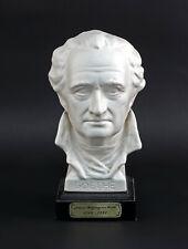 99838052 Porzellan Figur Goethe Büste Goebel