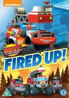 Nuevo Blaze And The Monster Machines - Fired Up DVD