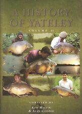 MAYLIN ROB CARP FISHING BOOK A HISTORY OF YATELEY VOL TWO II 2 hardback BARGAIN