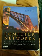 COMPUTER NETWORKS ISE: A SYSTEMS APPROACH By Larry L. Peterson
