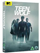 TEEN WOLF:Season 4 * Brand New and Sealed * DVD Box Set * Free Postage