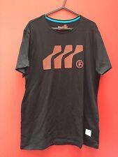 Boxfresh Black Logo T-Shirt (Size S)