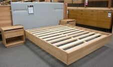 Hunter 4 Piece Bedroom Set - Featuring LED Lights and USB Chargers in Headboard