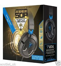 Turtle Beach Ear Force Recon 50P Cuffie per Sony Playstation PS4 GIOCO NUOVO