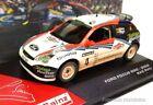 1/43 FORD FOCUS WRC CARLOS SAINZ RAC RALLY 2002 IXO altaya
